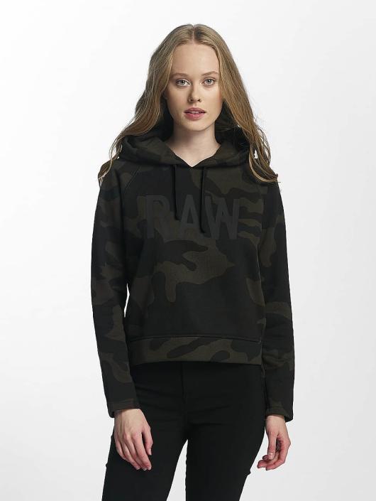 G-Star Hoodie Sasil camouflage