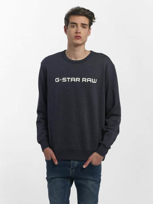 G-Star Pullover Loaq Heavy Sherland blue