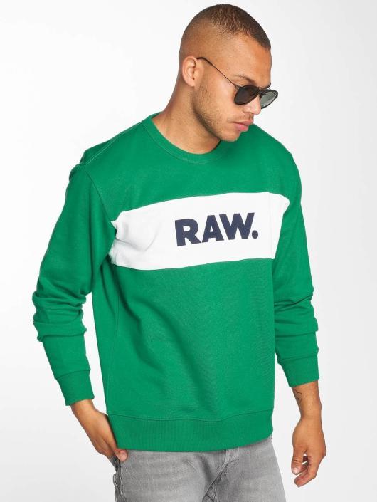 G-Star Pullover Sherland green