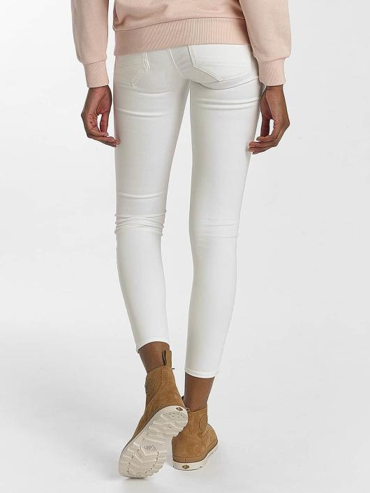 G-Star Skinny Jeans Lynn D-Mid Yield Ultimate Denim Ankle Stretch white