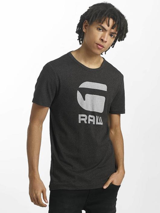 G-Star T-Shirt Drillon Cool Rib black