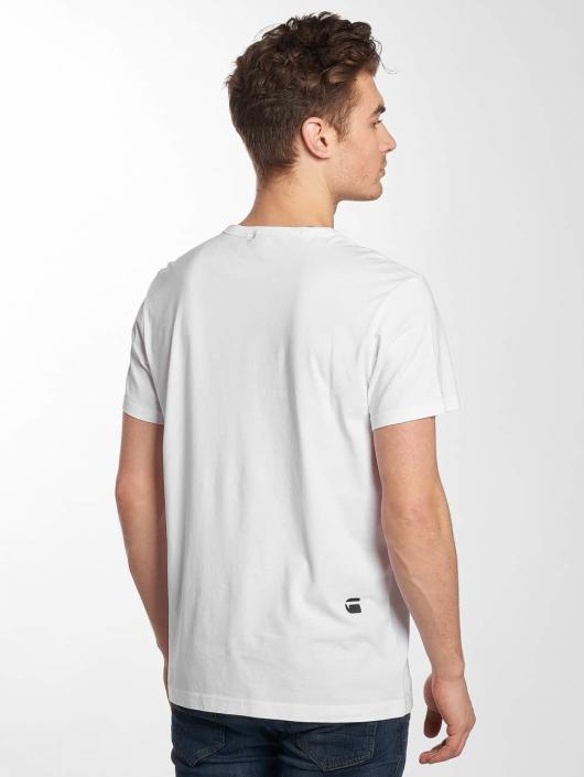 G-Star T-Shirt Noct Compact white