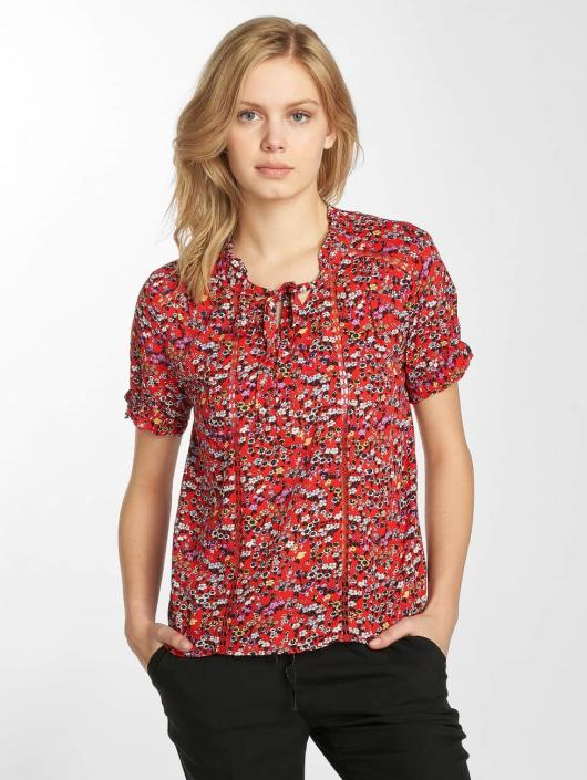 Grace & Mila Blouse/Tunic Panache red