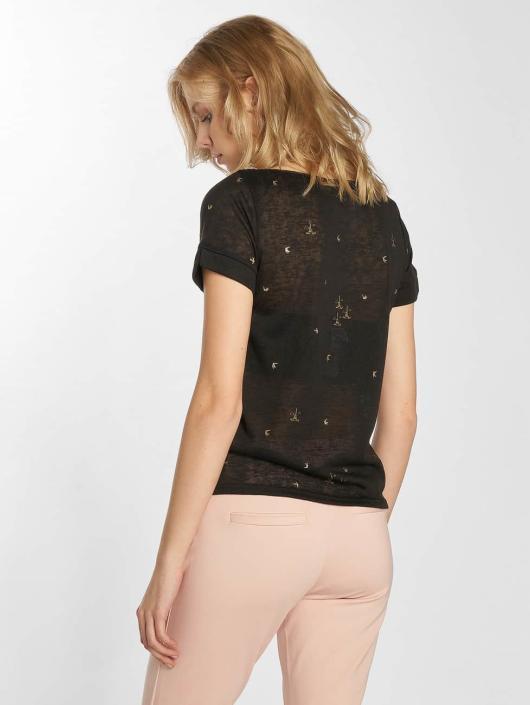 Grace & Mila T-Shirt Paris black