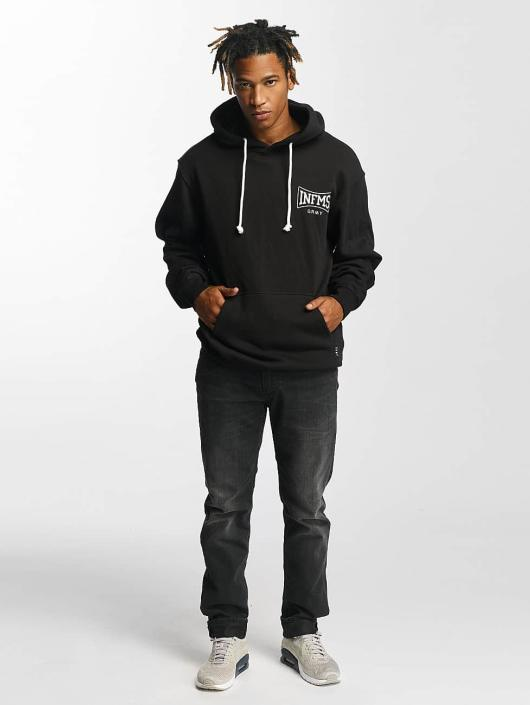 Grimey Wear Hoodie The Gatekeeper black