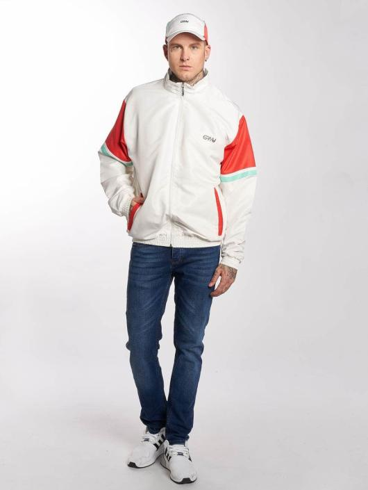 Grimey Wear Lightweight Jacket Mangusta V8 white