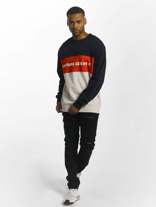 Grimey Wear Pullover Outerblow Infamous blue