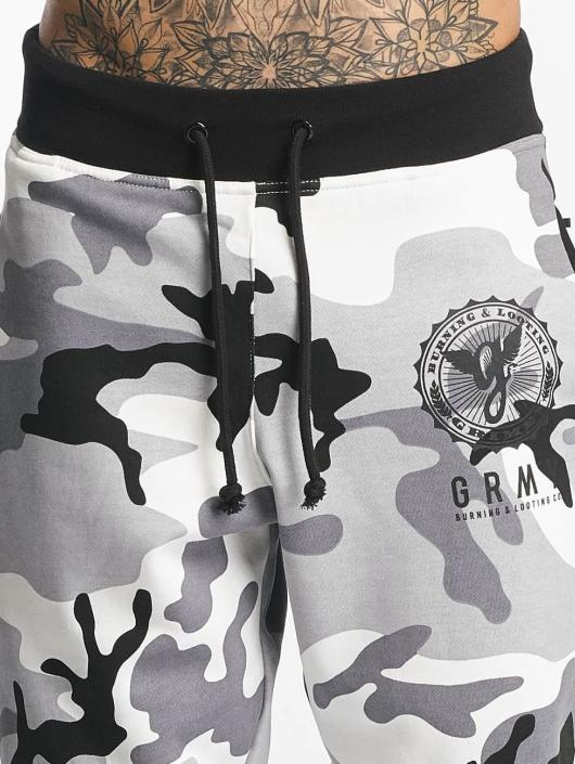 Grimey Wear Sweat Pant Core camouflage