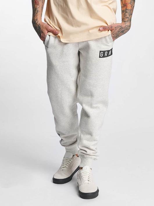 Grimey Wear Sweat Pant Overcome Gravity gray