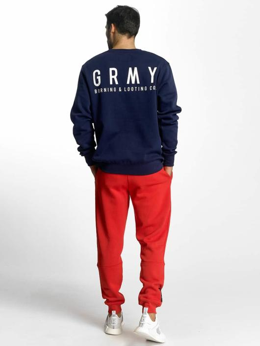 Grimey Wear Sweat Pant Core red