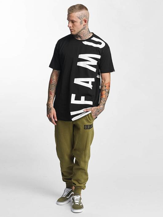 Grimey Wear T-Shirt Infamous Heritage black