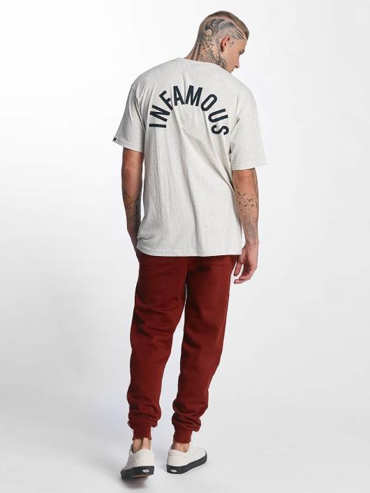 Grimey Wear T-Shirt Overcome Gravity gray