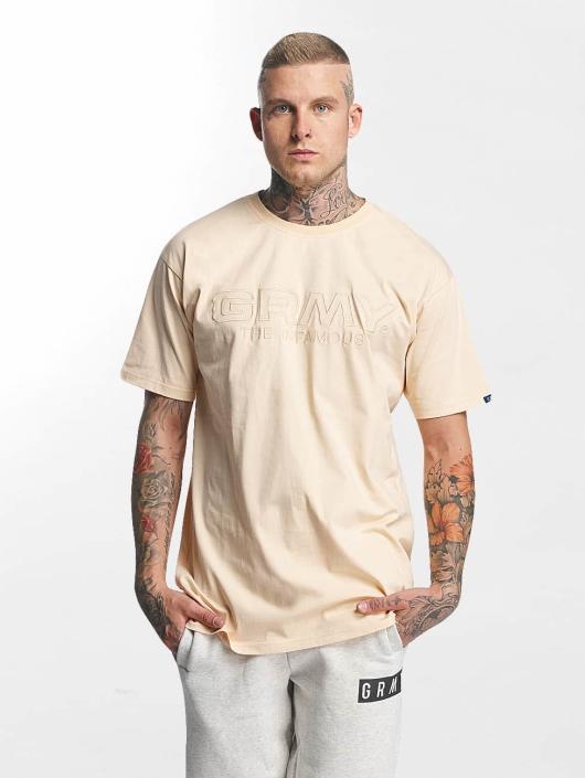 Grimey Wear T-Shirt G-Skills rose