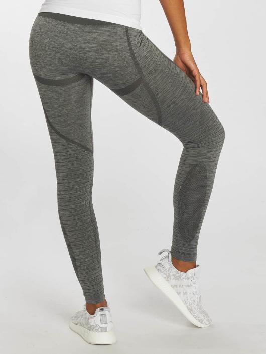 GymCodes Leggings/Treggings Flex High-Waist gray