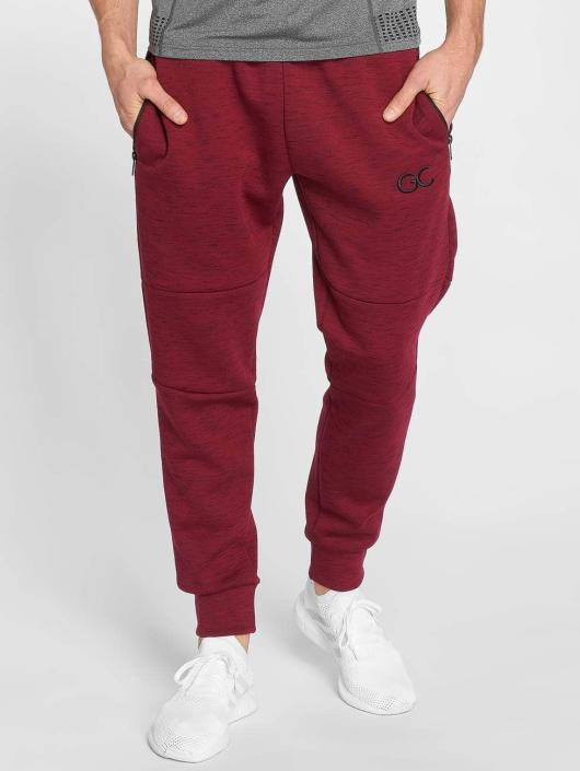 GymCodes Sweat Pant Athletic-Fit red