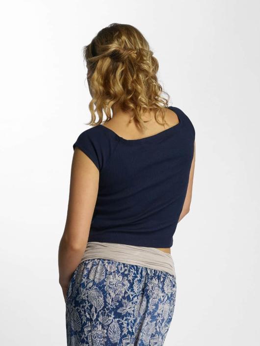 Hailys T-Shirt Carlita blue