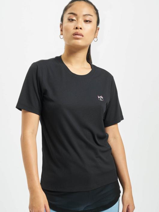 Hurley T-Shirt Quick Dry black