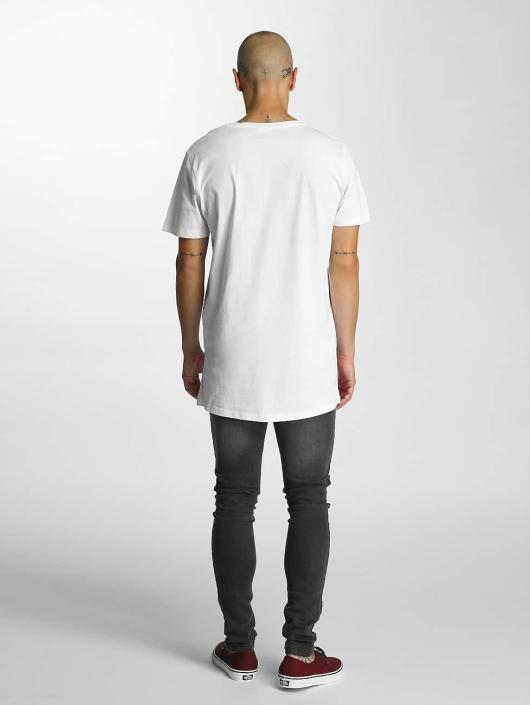 HYPE T-Shirt Reef Dished white
