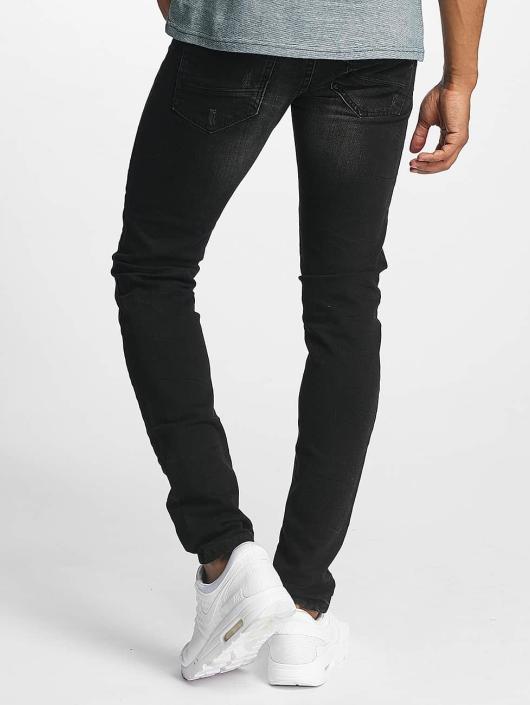 ID Denim Slim Fit Jeans Kula black