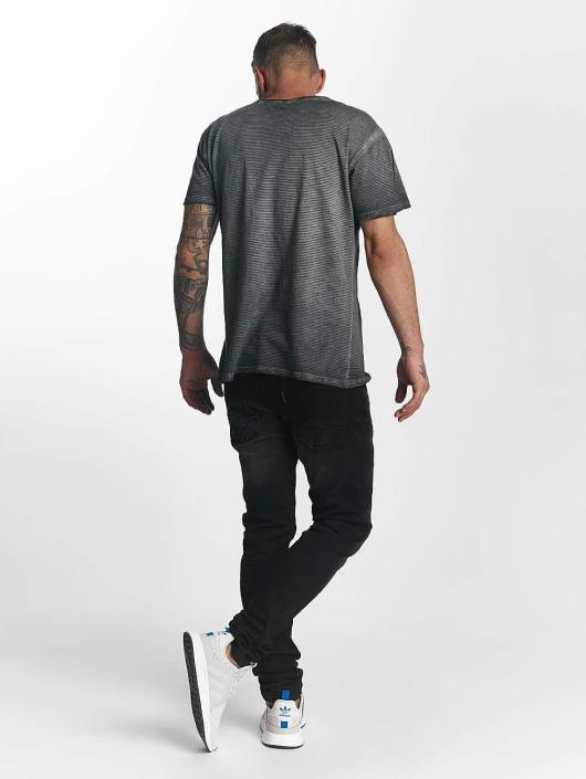 ID Denim Straight Fit Jeans Ville black