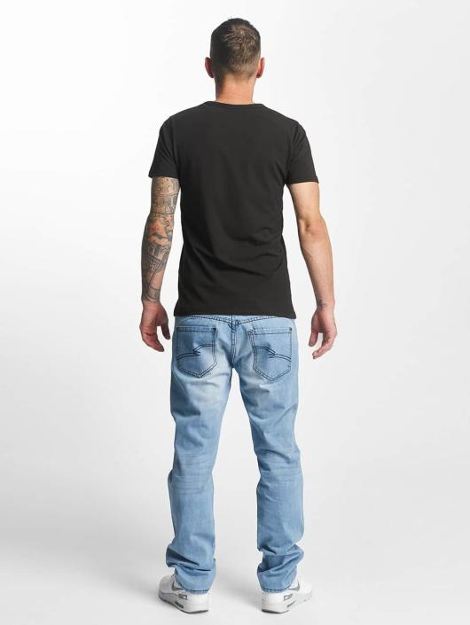 ID Denim Straight Fit Jeans Jakes blue