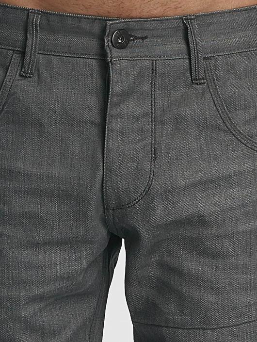 ID Denim Straight Fit Jeans Straight gray