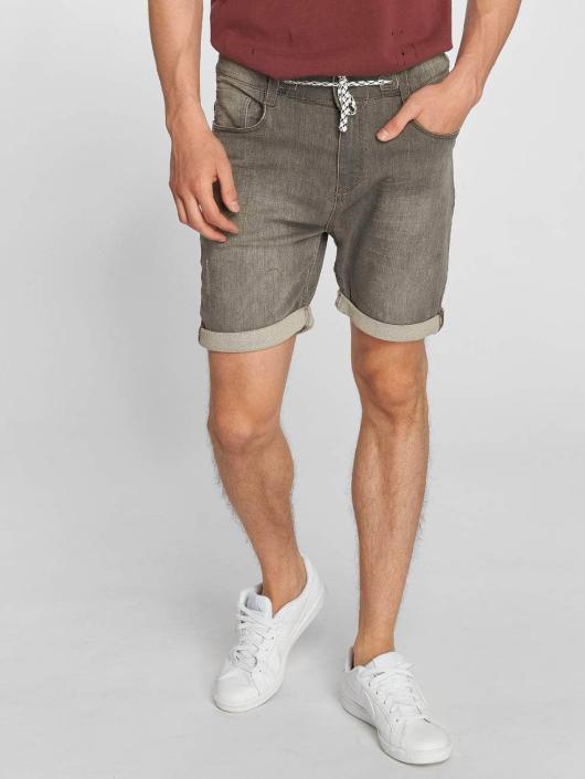Indicode Short Dyoll gray