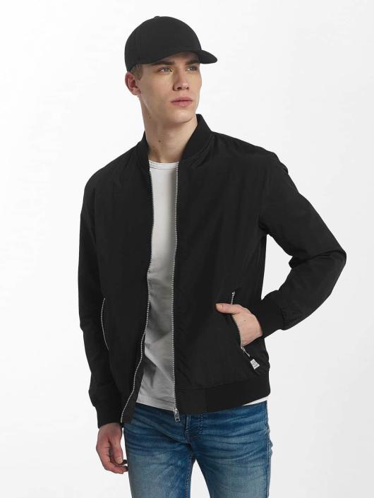 Jack & Jones Bomber jacket jorNew Pacific black