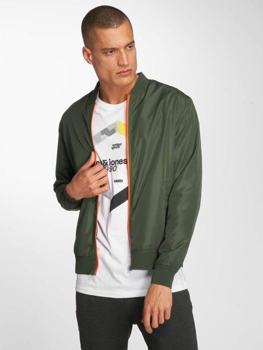 Jack & Jones Bomber jacket jorIbiza olive