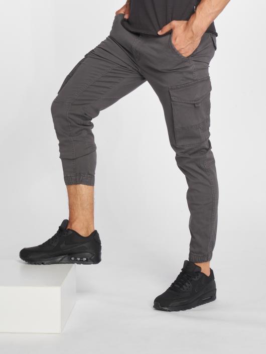 Jack & Jones Cargo pants Jjipaul Jjflake Akm 542 Asphalt Noos gray