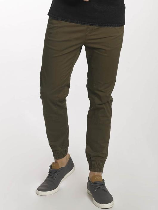 Jack & Jones Chino pants jjiVega jjBob olive