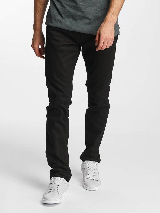 Jack & Jones Slim Fit Jeans jjiTim jjOriginal black