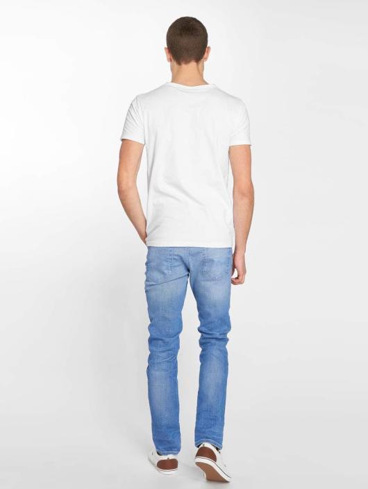 Jack & Jones Slim Fit Jeans jjiTim jjiCon blue