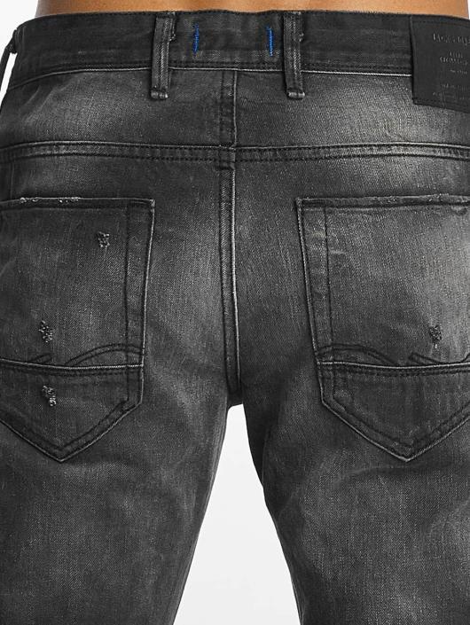 Jack & Jones Straight Fit Jeans jjiMike jjJax BL 793 black