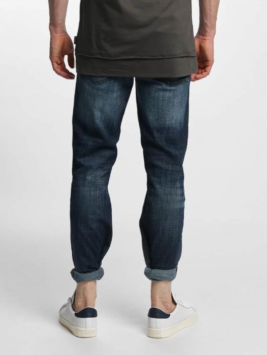 Jack & Jones Straight Fit Jeans jjClark Original Loose Fit blue