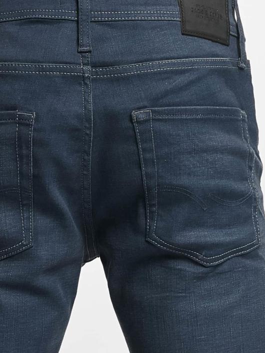Jack & Jones Straight Fit Jeans jjTim Original JJ 420 blue