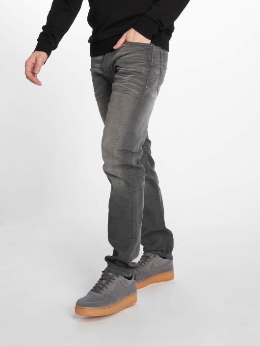 Jack & Jones Straight Fit Jeans Jjimike Jjoriginal gray