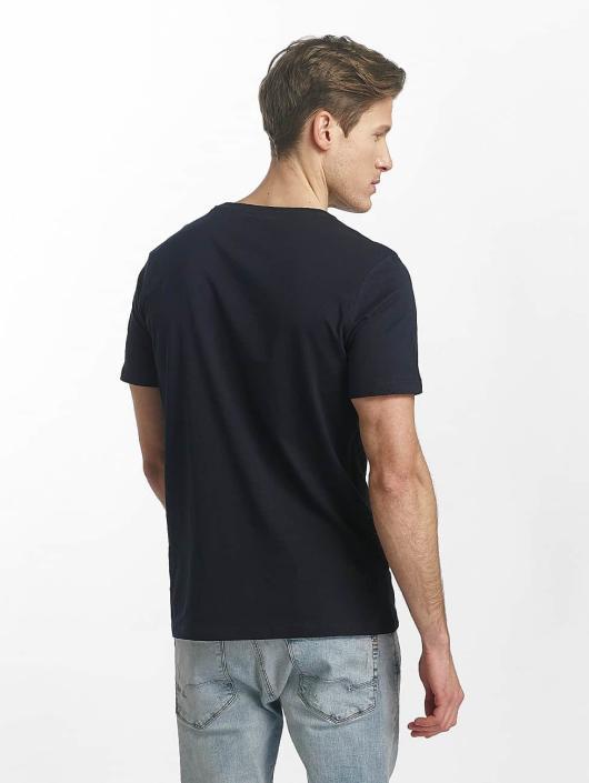 Jack & Jones T-Shirt jcoLine blue