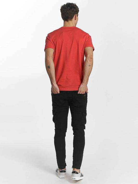 Jack & Jones T-Shirt jorNewraffa red