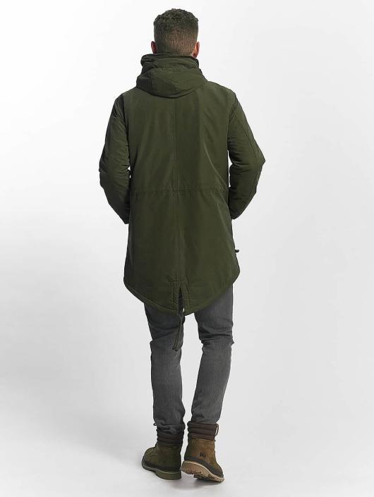 Jack & Jones Winter Jacket jorPoul green