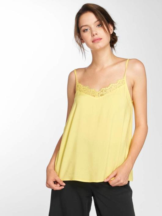 JACQUELINE de YONG Top jdyFame yellow