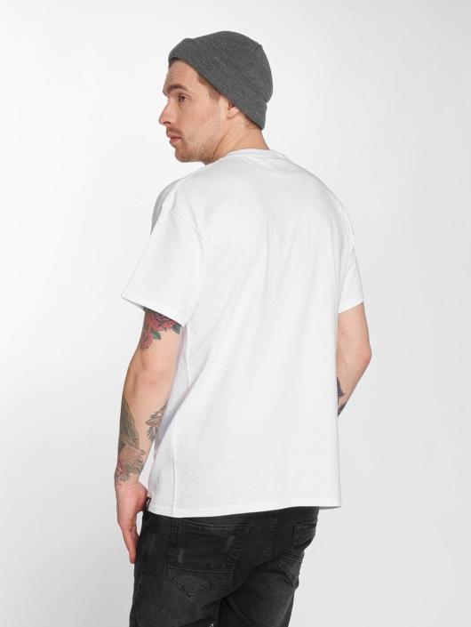 Joker T-Shirt Gun white