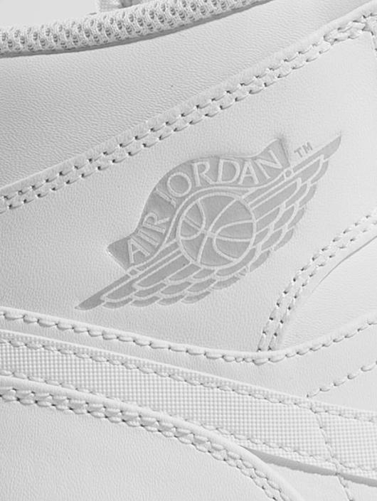 Jordan Sneakers 1 Mid white