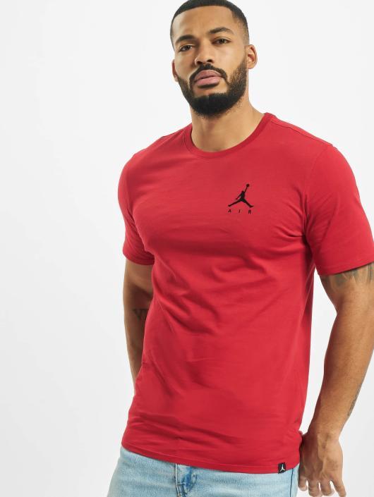 Jordan T-Shirt Sportswear Jumpman Air Embroidered red