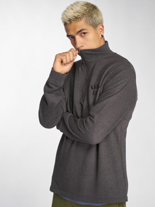 Just Rhyse Pullover Coroico gray