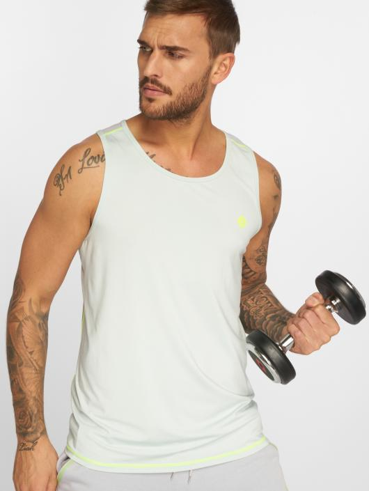 Just Rhyse Tank Tops Perth Active blue
