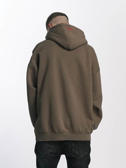 K1X Hoodie NOH Patch khaki