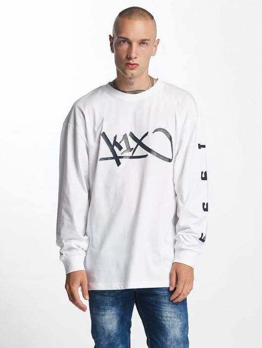 K1X Longsleeve Ivery Sports white