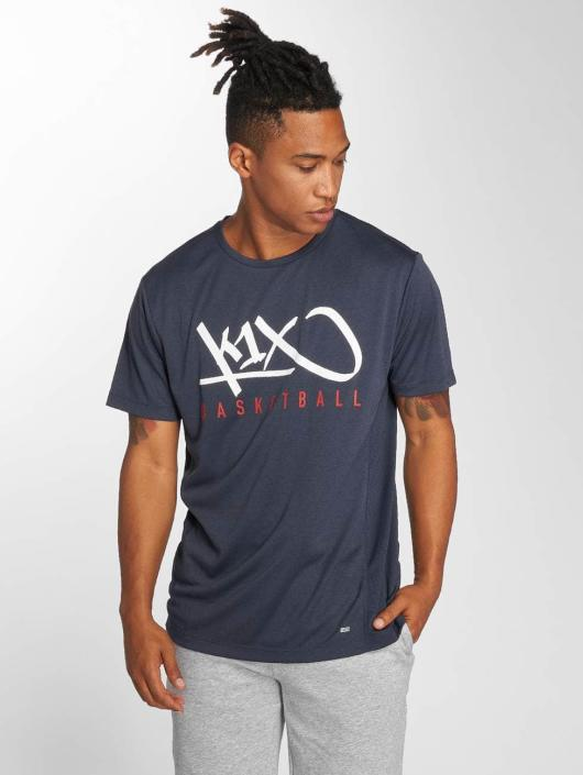 K1X T-Shirt Core Tag Basketball blue