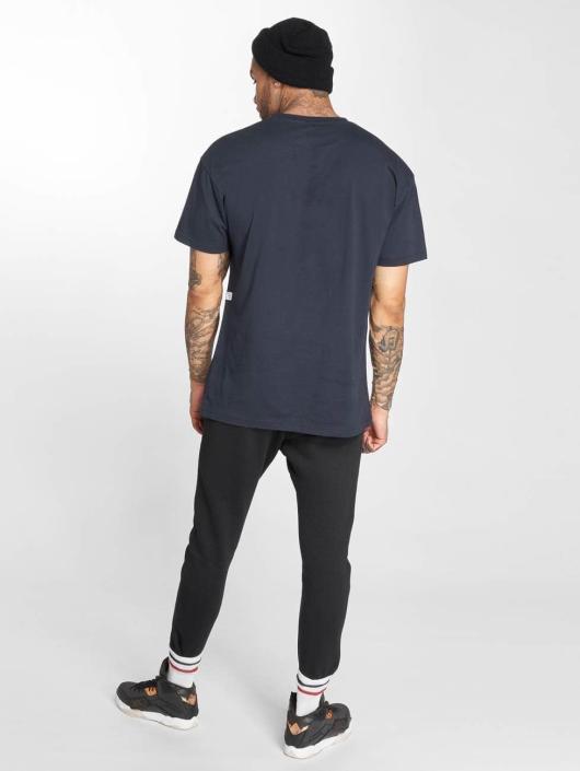 K1X T-Shirt University of Basketball blue